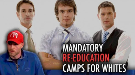 Democrat Military Leadership Forcing White Privilege Indoctrination On Male Soldiers