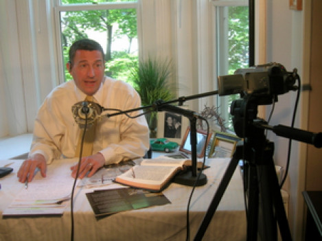 "Live from the ""O"" House – Rev. Rob Schenck – Faith and Action Live"
